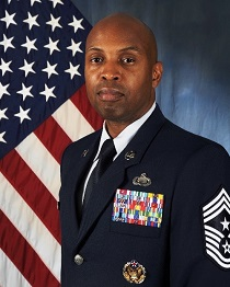 Chief Master Sgt. Kenneth Bruce, Jr.