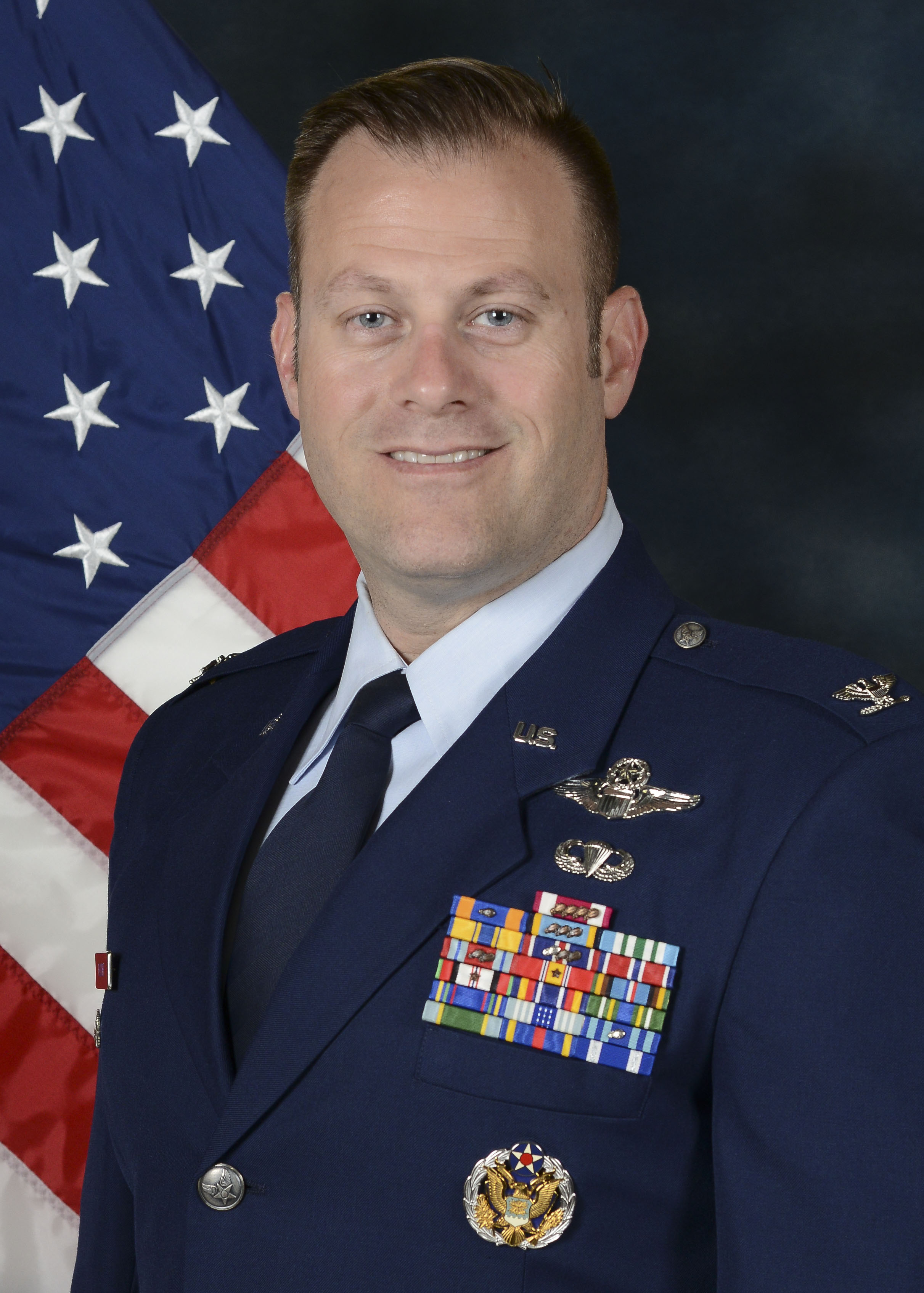 Col. Sean Routier